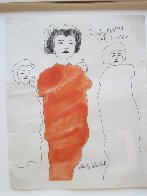Kyoto 1956 21x18 Limited Edition Print by Andy Warhol - 1