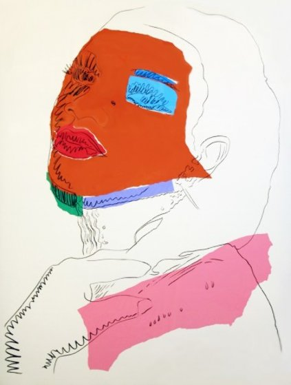 Ladies and Gentlemen FS II.127 AP 1975 Limited Edition Print by Andy Warhol
