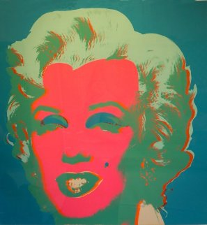 Marilyn (F. & S. II 30)  1967 Limited Edition Print - Andy Warhol