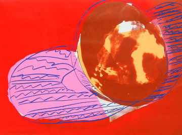 Gems, (FS IIa.186) 1982 Limited Edition Print by Andy Warhol