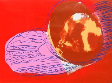 Gems, (FS IIa.186) 1982 Unique Limited Edition Print by Andy Warhol