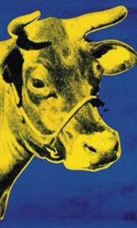Cow II.12 1971, estate authentication Limited Edition Print by Andy Warhol