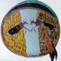 Cowboys: Plains Indian Shield FS II.382 1986 Limited Edition Print by Andy Warhol - 0