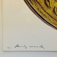 Cowboys: Plains Indian Shield FS II.382 1986 Limited Edition Print by Andy Warhol - 1