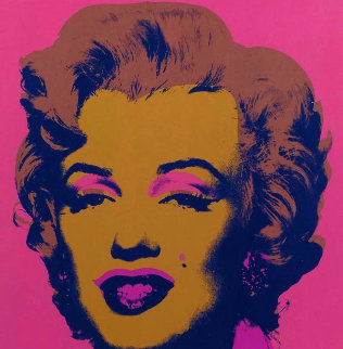 Marilyn FS II.27 1967      Limited Edition Print - Andy Warhol