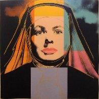 Ingrid Bergman - Nun, 1983 FS II.314 Limited Edition Print by Andy Warhol - 0