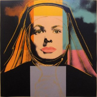 Ingrid Bergman - Nun, 1983 FS II.314 Limited Edition Print - Andy Warhol