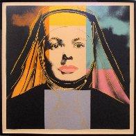 Ingrid Bergman - Nun, 1983 FS II.314 Limited Edition Print by Andy Warhol - 1