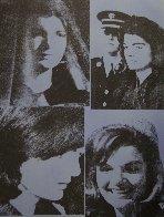 Jacqueline Kennedy III (jackie Iii)  Ii.15 1966 Limited Edition Print by Andy Warhol - 1
