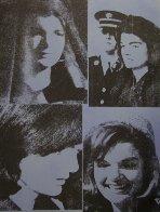 Jacqueline Kennedy III (jackie Iii)  Ii.15 1966 Limited Edition Print by Andy Warhol - 0