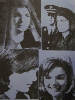 Jacqueline Kennedy III (jackie Iii)  Ii.15 1966 Limited Edition Print by Andy Warhol