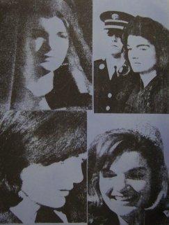 Jacqueline Kennedy III (jackie Iii)  Ii.15 1966 Limited Edition Print - Andy Warhol