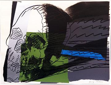 Skulls FS II.160 1976 Limited Edition Print by Andy Warhol