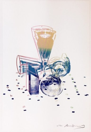 Committee 2000 FS II.289 AP 1982 Limited Edition Print by Andy Warhol