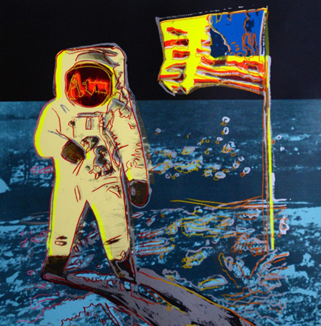 Moonwalk, #404, 1987 Limited Edition Print by Andy Warhol