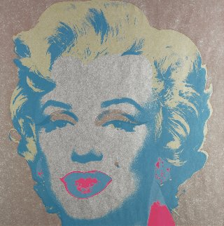 Marilyn FS II.26 1967 Limited Edition Print - Andy Warhol