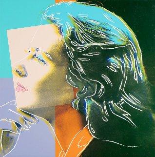 Ingrid Bergman - Herself Fs Ii.313 AP 1983 Limited Edition Print by Andy Warhol