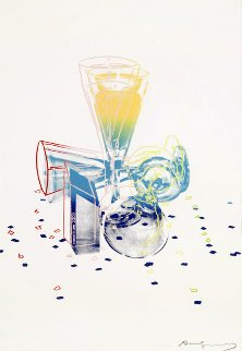 Committee 2000 (F.S. II.289), 1982  Limited Edition Print by Andy Warhol