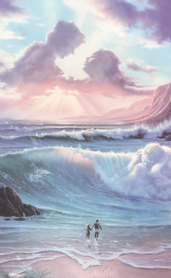 Romantic Day AP 1995 Limited Edition Print by Jim Warren