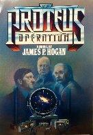 Proteus Operation 1985 24x20 Original Painting by Jim Warren - 3