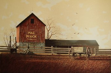 Tobacco Road 1977 Limited Edition Print by Wayne Cooper