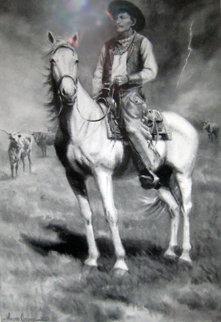Untitled (Cowboy) 1990 Limited Edition Print - Wayne Cooper