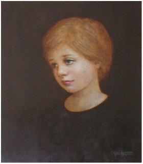 Tenderly 20x16 Original Painting - Wade Reynolds