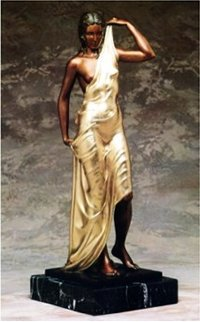 Aphrodite Bronze Sculpture 1990 Sculpture - Felix de Weldon
