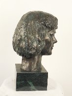Young Woman Bronze Life Size Sculpture 1982 Sculpture by Felix de Weldon - 1