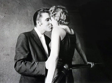 Kiss 1956 (Elvis) Limited Edition Print - Alfred Wertheimer