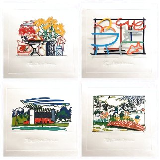 Works of Tom Wesselmann, 13 Prints 2012  Limited Edition Print - Tom Wesselmann