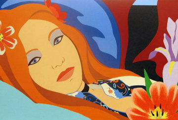 Lulu 1982 Limited Edition Print by Tom Wesselmann