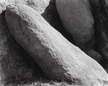 Mojave Desert Rocks Limited Edition Print - Edward Weston