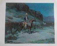 California Wrangler Limited Edition Print by Olaf Wieghorst - 1