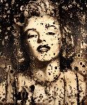 Marilyn 2008 40x36 Original Painting - Edward Walton Wilcox