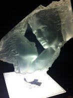Haven I: Always Acrylic Sculpture 1996 21 in  Sculpture by Michael Wilkinson - 0
