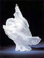 Oceanids Acrylic Sculpture 1994 Sculpture - Michael Wilkinson