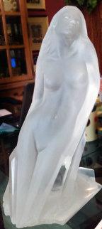 Chrysalis Acrylic Sculpture 1987 Sculpture by Michael Wilkinson