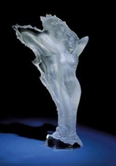 Rhapsody Acrylic Sculpture Sculpture by Michael Wilkinson