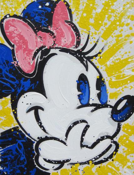 Amouzement 2006 43x31 Original Painting by David Willardson