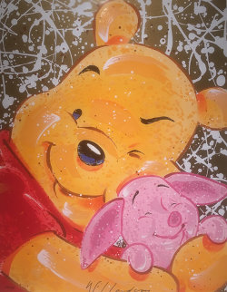 Very Important Piglet 2007 Limited Edition Print - David Willardson