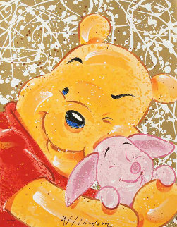 Very Important Piglet 2007 Limited Edition Print by David Willardson