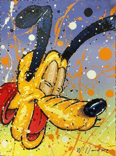 What's So Dog Gone Funny AP Embellished Limited Edition Print - David Willardson
