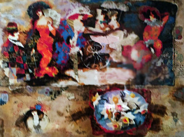 Promenade Dan Le Parc 2007 Limited Edition Print by Tanya Wissotzky