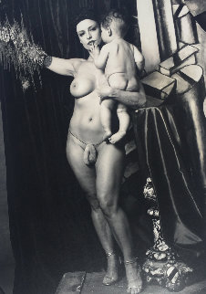 Portrait of Lisa Marie: Apollo And Asia 2005 Limited Edition Print - Joel-Peter Witkin