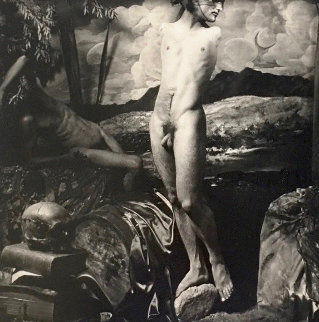 Bacchus Amelius 1986 Limited Edition Print - Joel-Peter Witkin
