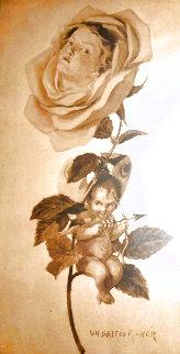 Untitled Watercolor 11x9 Watercolor - William Balfour Ker