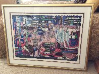Tradewinds 1988 Limited Edition Print by Adrian Wong Shue - 1