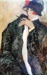 Lady Simpson Limited Edition Print - Barbara Wood