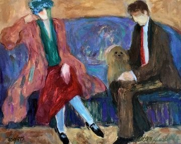 The Date 1997 Limited Edition Print by Barbara Wood